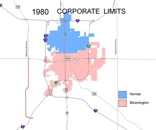 1980 Corporate Limits